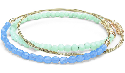 eco-friendly-jewelry-bracelet-sets-green
