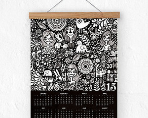 recycled-paper-wall-calender