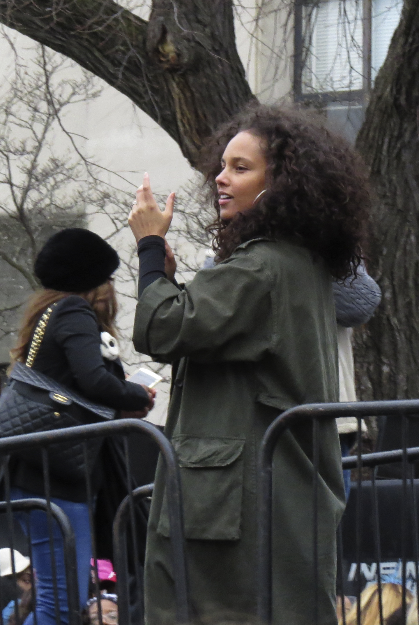 Alicia Keys // Woman's March on Washington