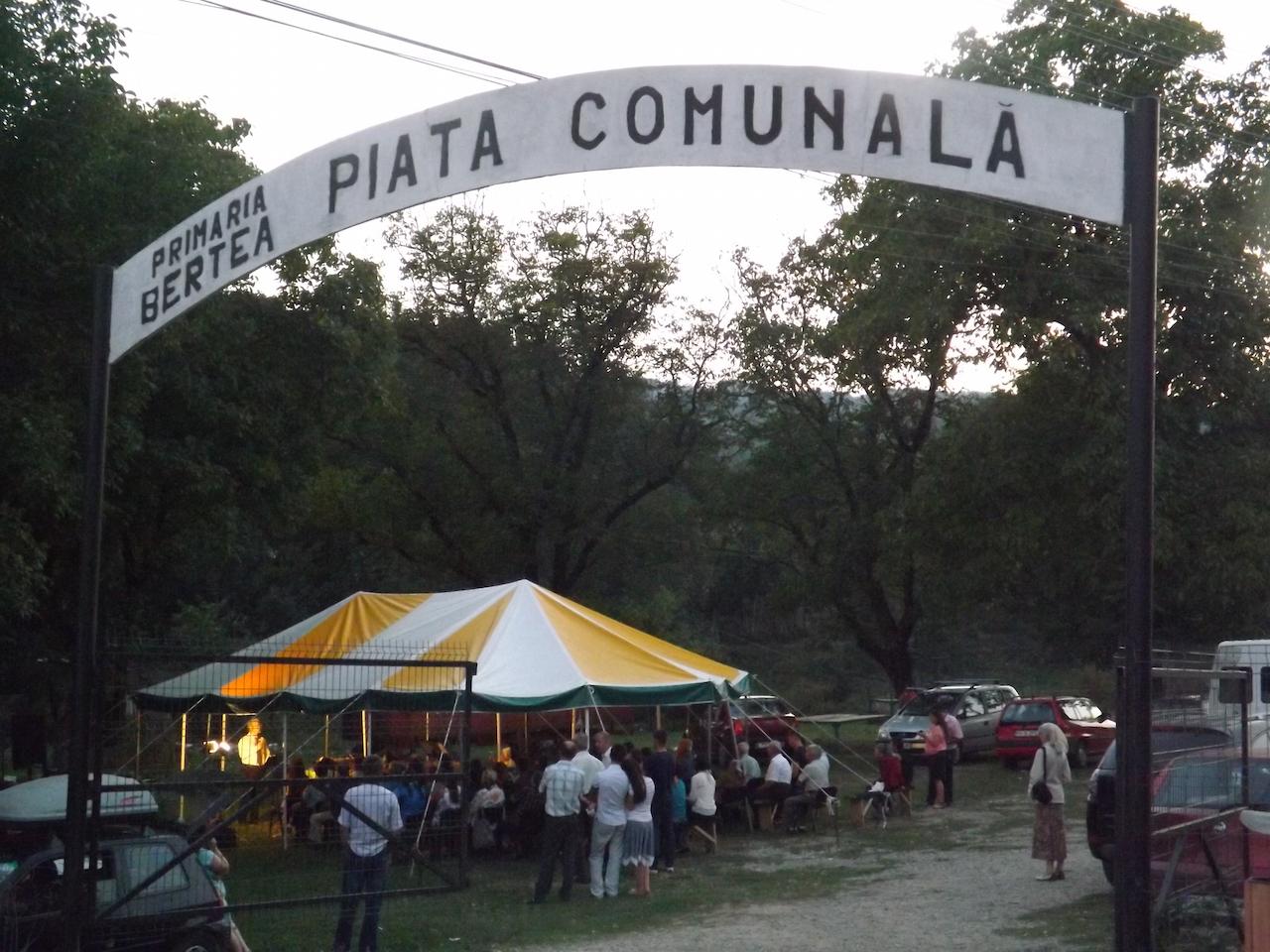 Bertea, County of Prahova