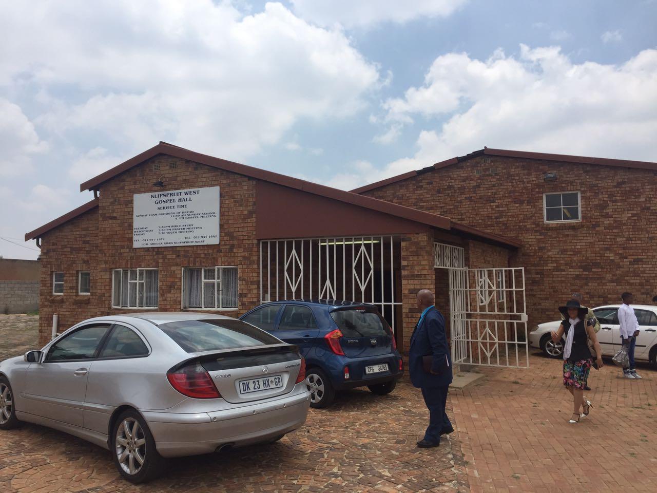 Klipspruit West Gospel Hall, Soweto