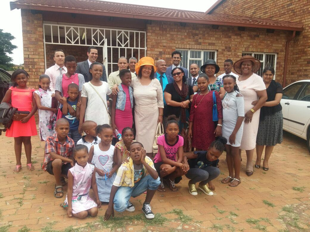 Some of the Klipspruit West assembly