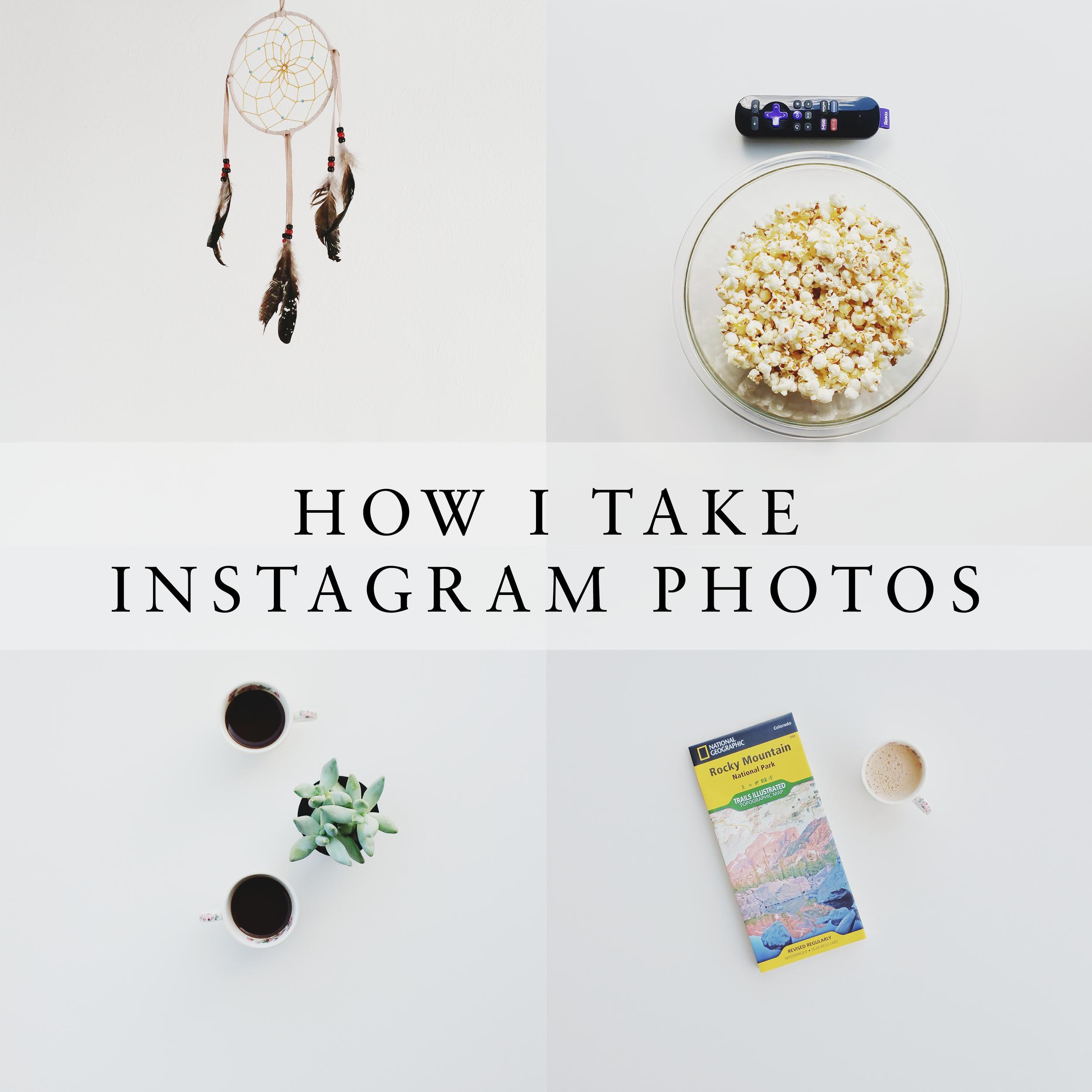 How to take better instagram photos by Emily Sacco www.emilysacco.com