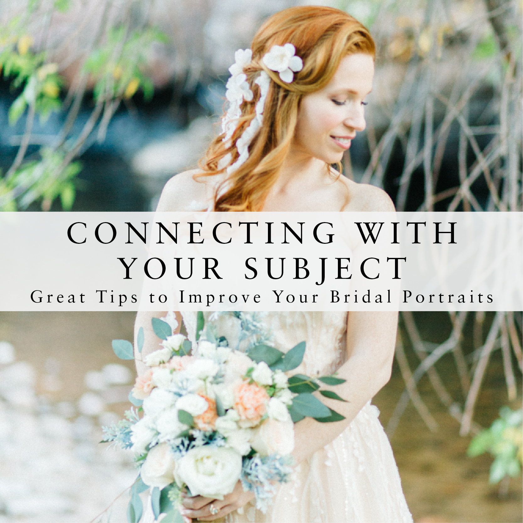 Connecting With Your Subject by Emily Sacco
