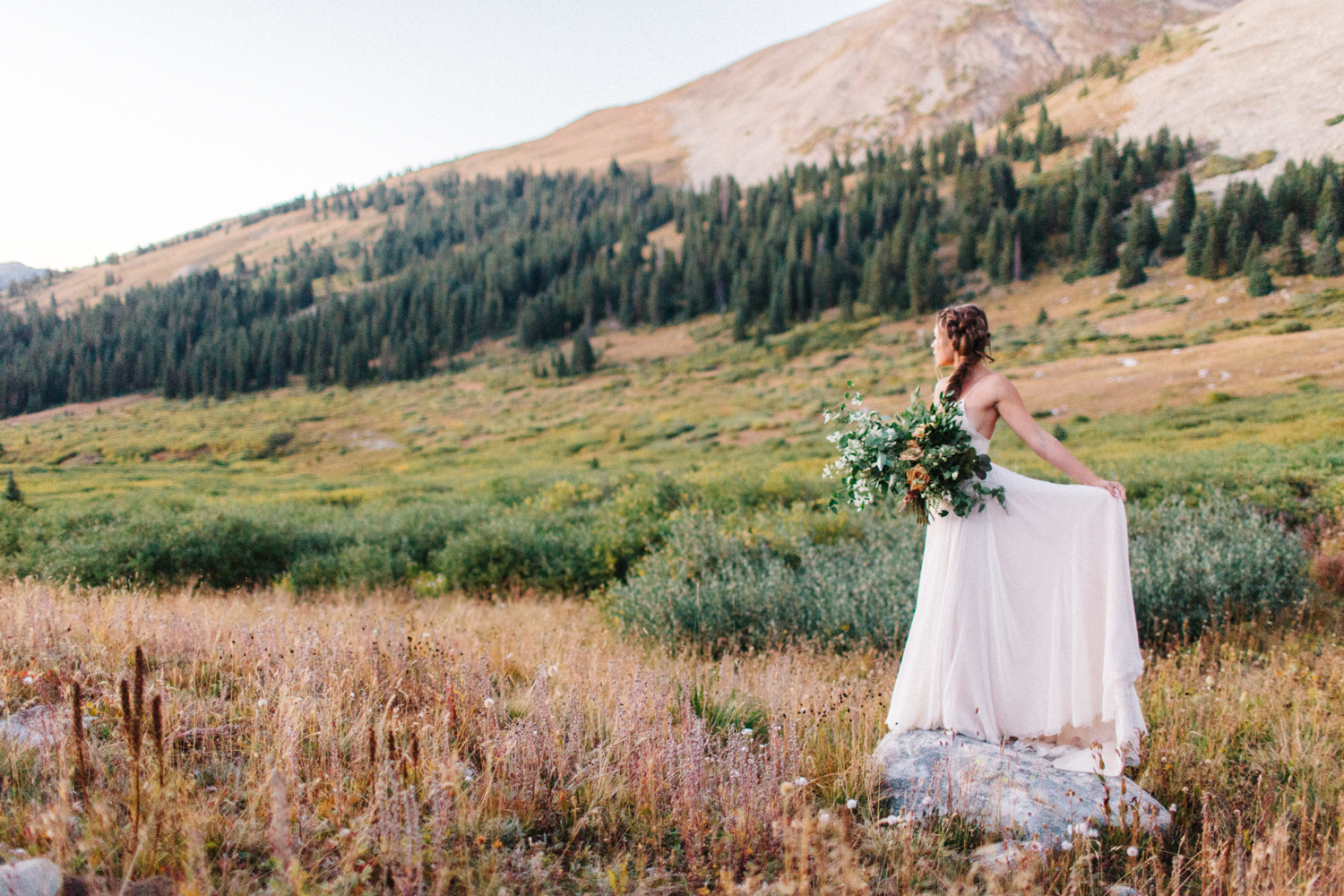 Aspen Fine Art Wedding Photographer