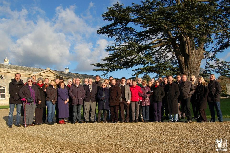 Nikken Europe 2013 President's Club Retreat