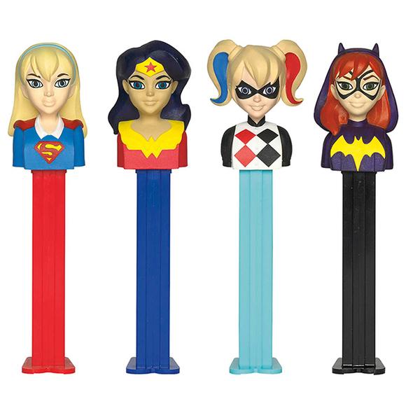 DC Superhero Girls PEZ