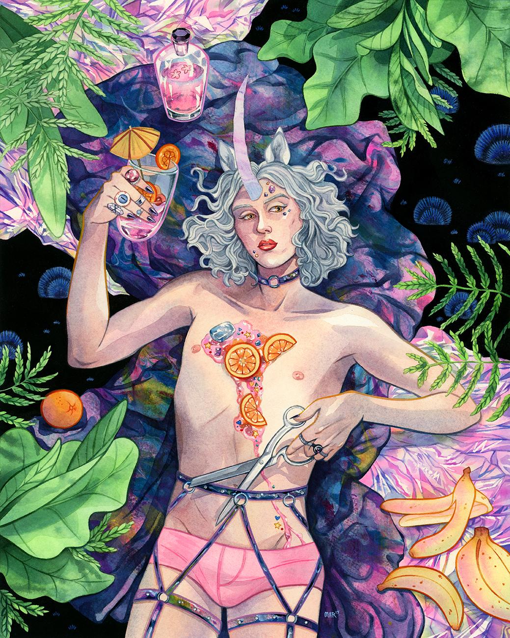 """Fermented Fruit"""