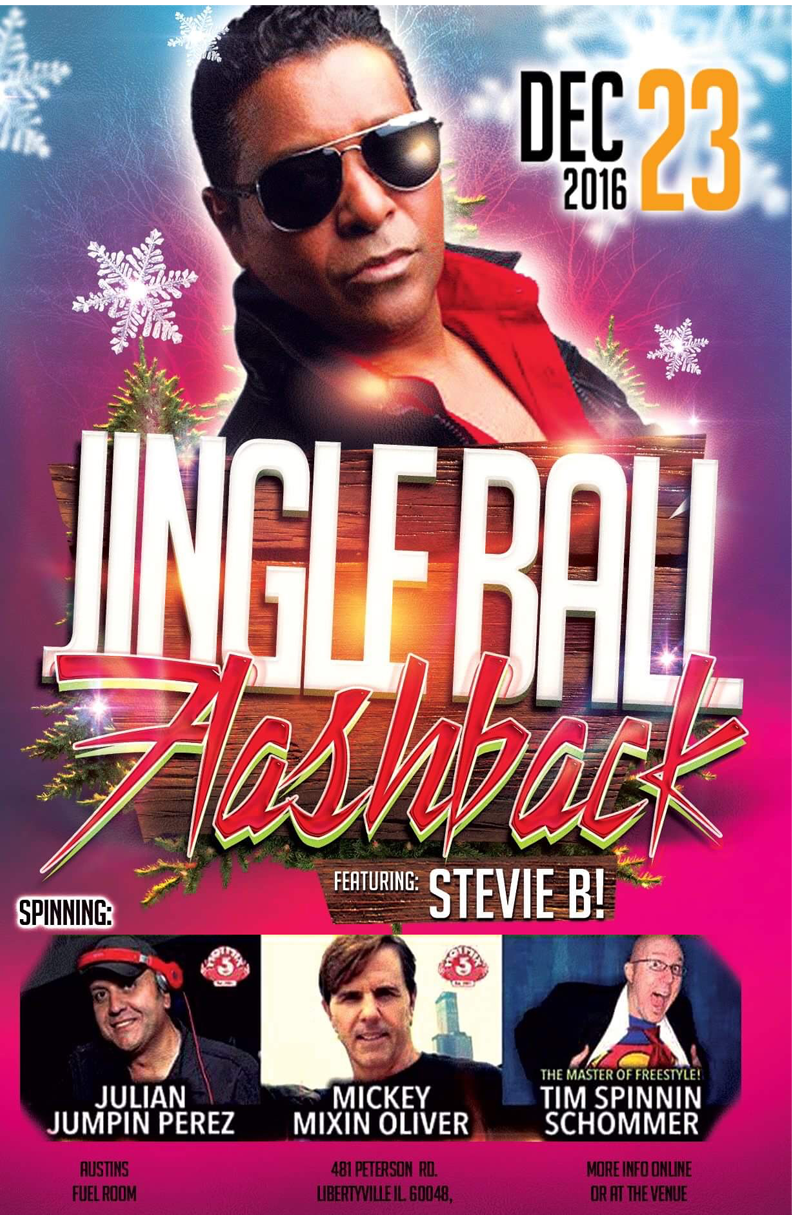 Jingle Ball Featuring Stevie B,