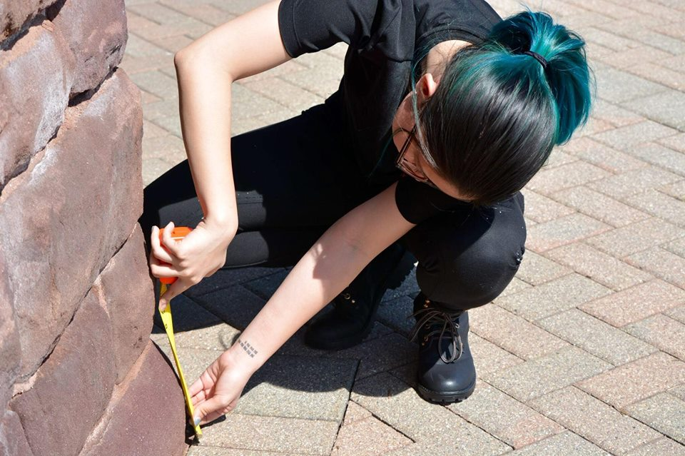 "Growing up, I moved around a lot. It was always hard being the new kid that had been immersed into different cultures each time I moved somewhere, and having to readjust constantly at a young age was a lot for me. When I got older, my health started getting worse: mentally, physically, spiritually. Eventually, by the time I got to college, I had hit one of my lowest points and my first semester was terrifying, being alone for so long and this far away from home. High school wasn't that far behind but I missed the familiarity whereas here, I knew nothing and no one. However, when the new semester came and Studio started up, eventually the image of being the broken girl who didn't seem to be able to do anything, much less ""correctly,"" people started talking to me and welcoming me, and before I knew it, we had created a family. Within Studio and outside of Studio, the memories that were created through laughter, stress over projects, the bond of the wake up call chain we made to get to Studio at 5 AM had helped me finally have a place where I felt like I belonged. Being home away for so long wasn't so bad anymore now that I had a new home. To some, it may not seem that important, but home to me is everything, even with the arguments and the occasional brokenness within. But I wouldn't trade my Architecture family for the world. Thanks, you guys, for making Studio & other classes more bearable, despite the hard times, and for knowingly or unknowingly being there for me when I felt like falling apart. 💕 Dani Phantom, over & out.     Dani Grace Gonsalves 