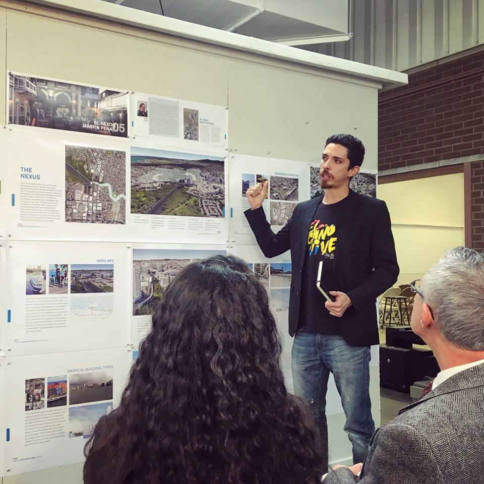 """To be an AU architecture student has allowed me to develop a holistic perception about the natural and built environment. It has helped me to understand that buildings shape our social interaction, and to know that they can coexist with the natural world without destroying it. Through a multidisciplinary process of education we learn to use the tools of design to enhance life quality and community. I personally believe that AU has an amazing concept to teach architecture in ways that can help those who experience shortcomings because their buildings don't enable better possibilities. Being here taught me that the design of a building goes beyond its boundaries because no structure stands alone without its context. Creating places that protect, enhance and promotes community, economy and sustainability its AU's School of Architecture best talent. We don't simply look at buildings, we look at everything that surrounds it and everything that will go in and out of it. I'm honored to be a part of Andrews University Architecture School because it's a mission oriented school, with amazing people that want to contribute with knowledge and work with the global community. Andrews University has a very ethnic and internationally diverse campus, which influences a strong sense of stewardship among students and results in a great experience and unparalleled learning experience""    Victor DP Andino  