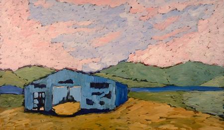 2005 48x30 Oil on Wood