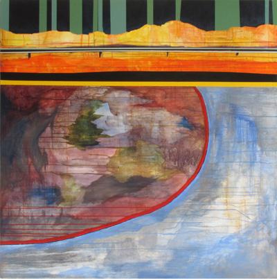 2009 60x60 Acrylic on Canvas