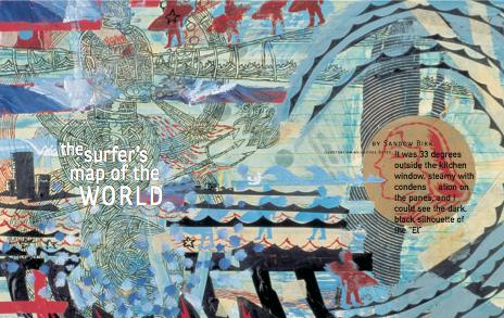 Big Surf issue by Art director/designer David Carson and Editor Jamie Brisick -  Bu y it Now
