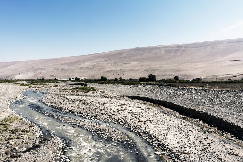 Río Lluta, Región de Arica y Parinacota