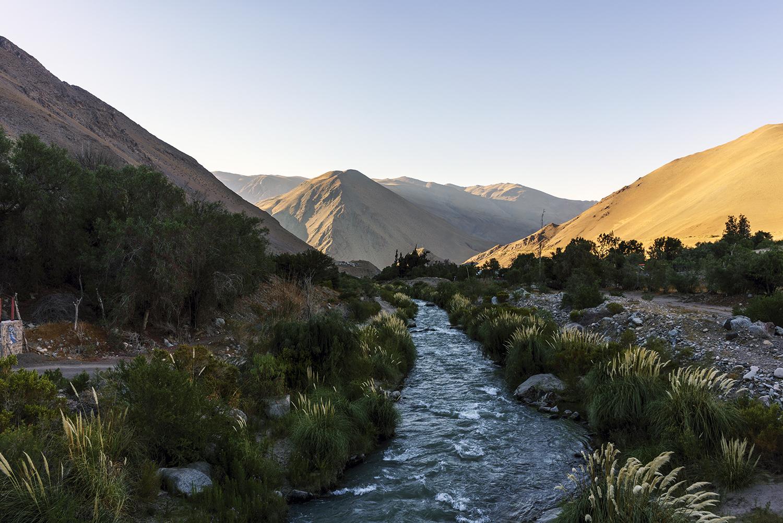Río Huasco, Region de Coquimbo