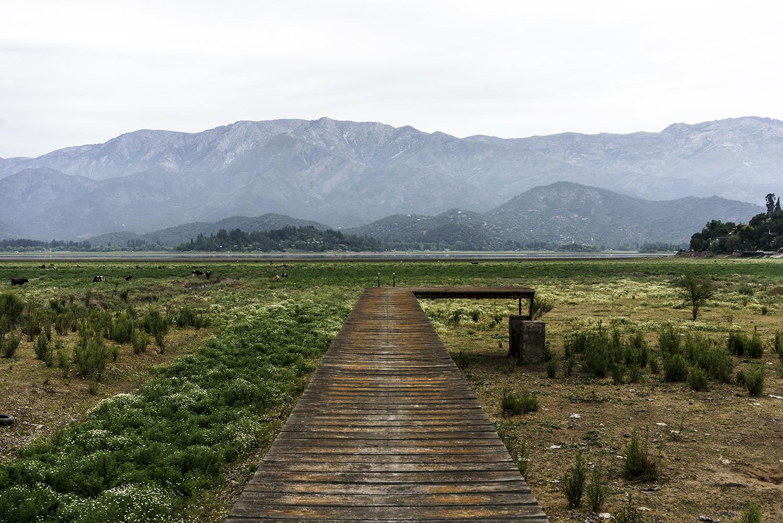Laguna de Aculeo, Región de Coqu