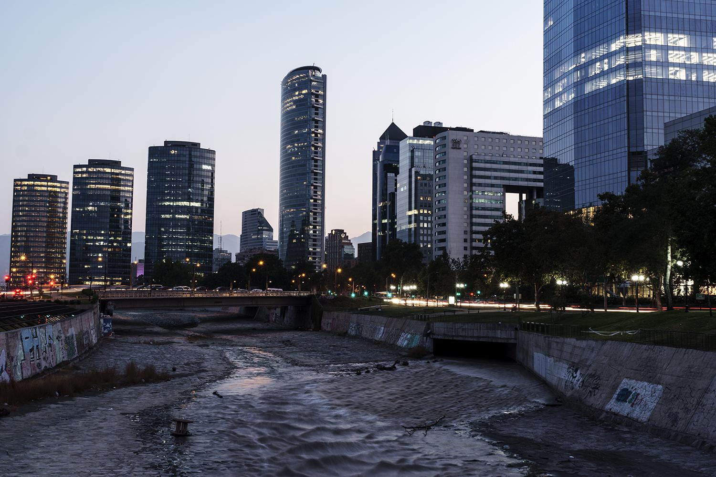 Rio Mapocho, Región Metropolitana