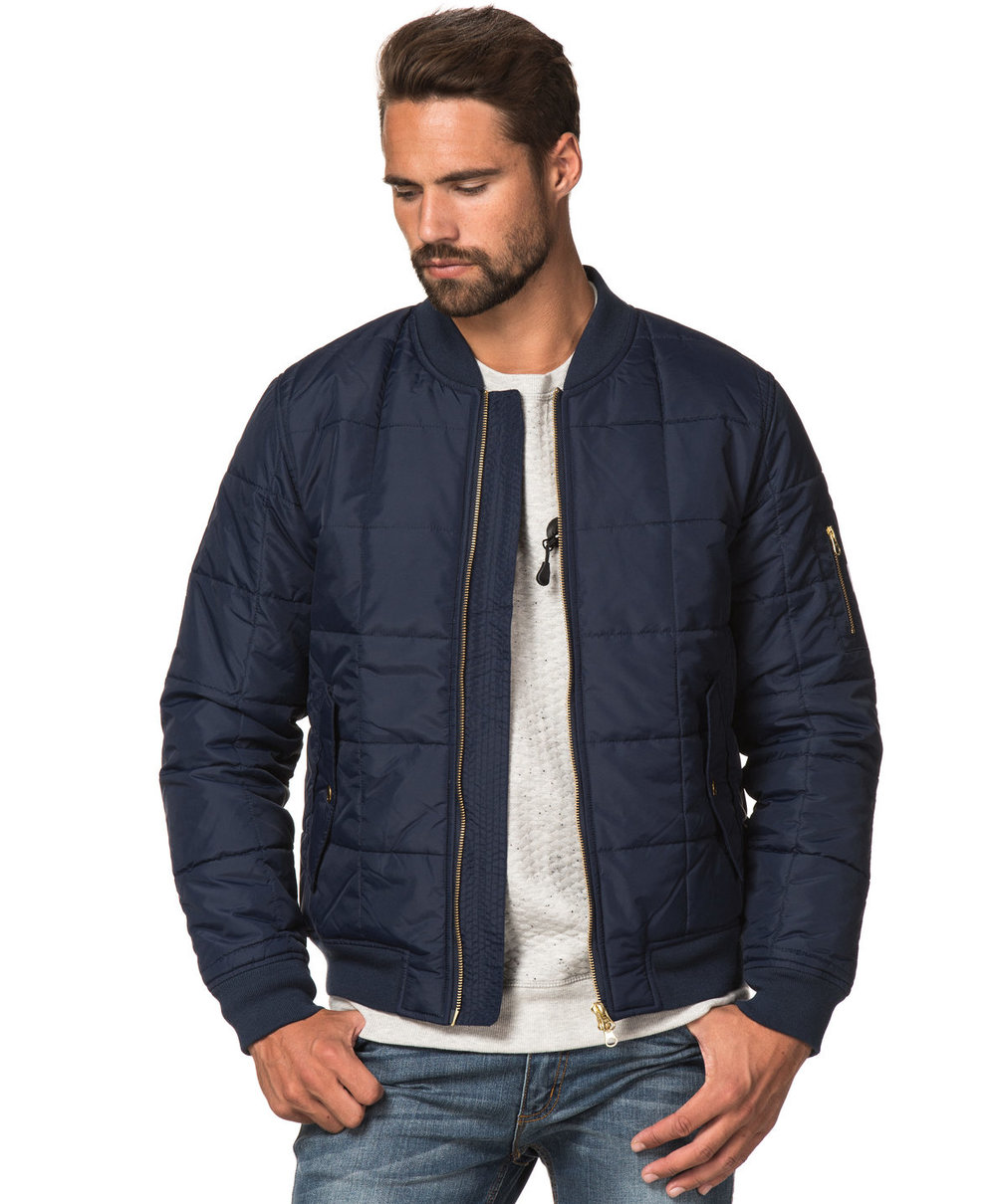 Rami Jacket (Blue Iris)