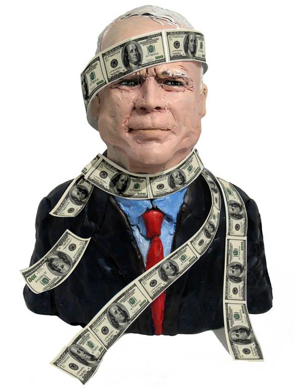 John McCain for The Nation