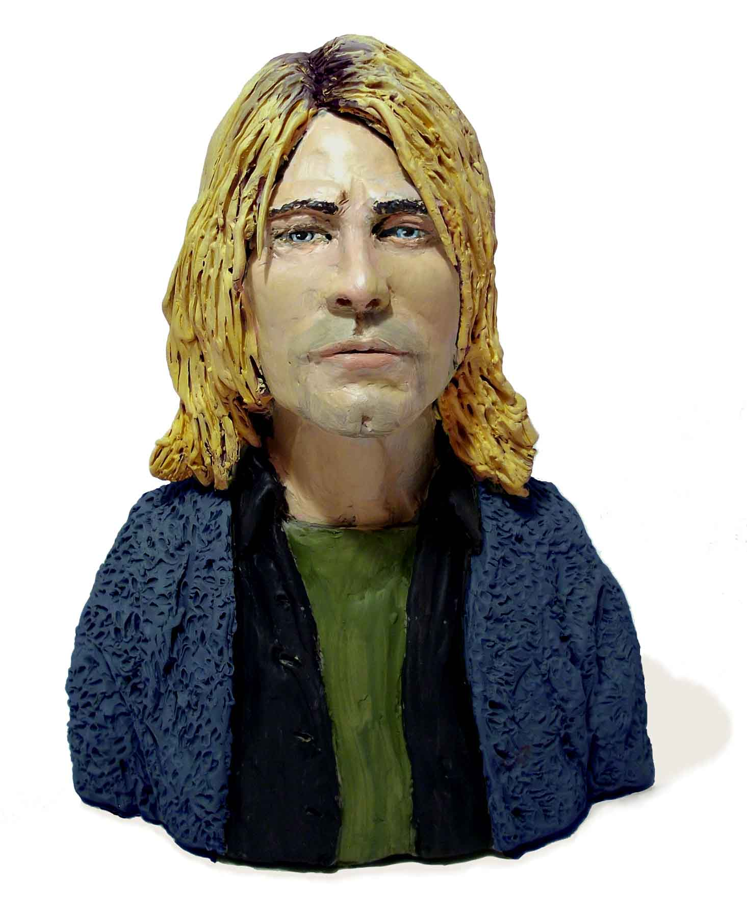Kurt Cobain for Entertainment Weekly (1 of 5)