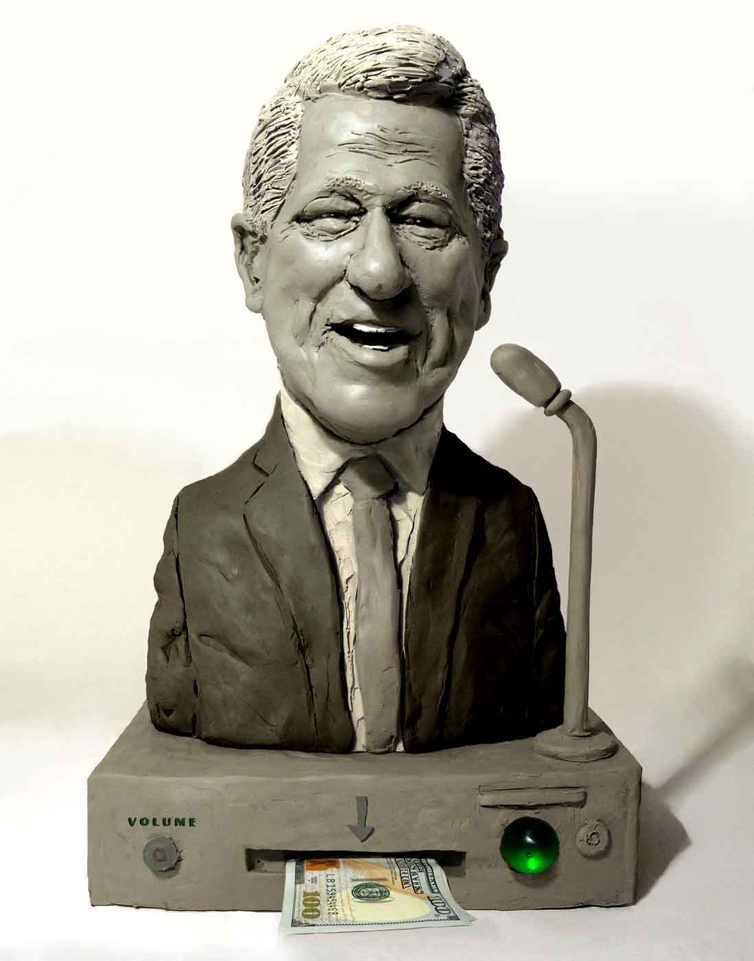 Bill Clinton for Bloomberg Pursuits
