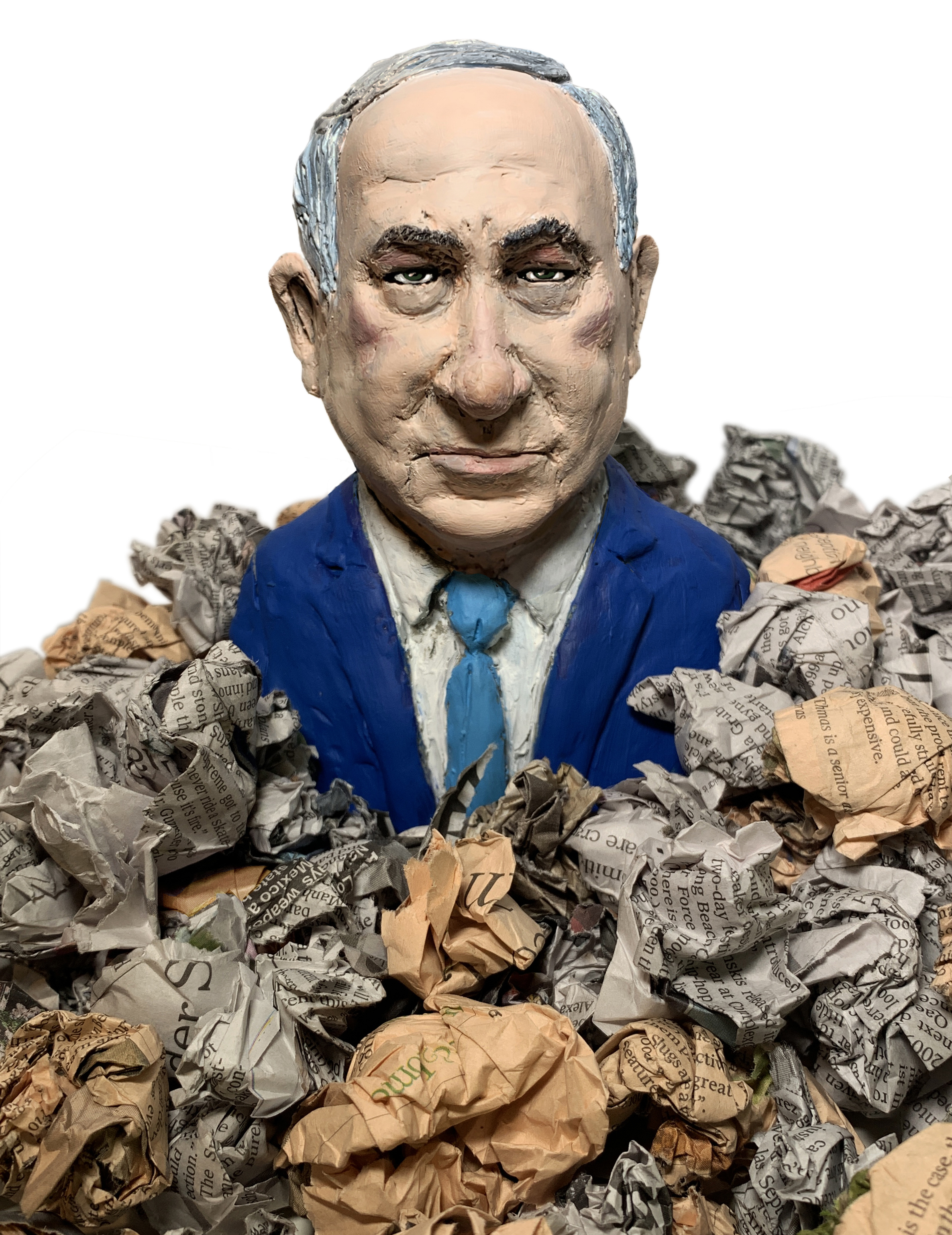 "Netanyahu ""A Ruinous Obsession"" for Columbia Journalism Review, June 2019"