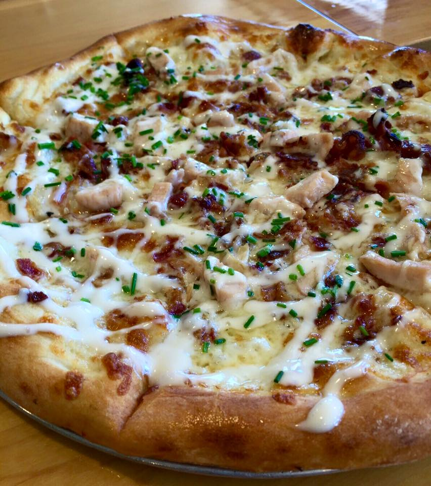 Special - Chicken Bacon Ranch Pizza
