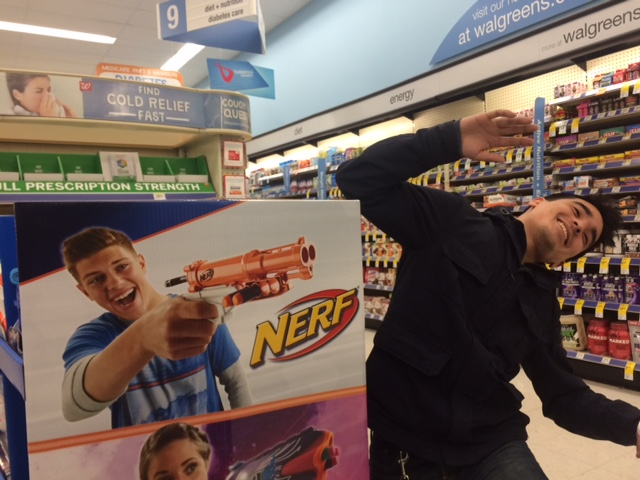 King found something in Walgreen's that's really going to blow you away.