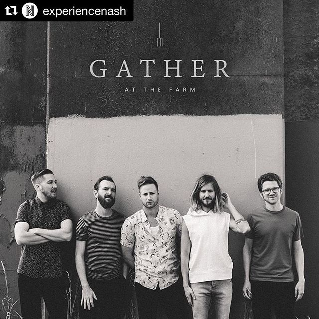 #Repost @experiencenash ・・・ y'all. i am so so so excited to announce GATHER, supper + song + spirits: an acoustic  @moon_taxi show november 4 at @bloomsburyfarm in partnership with @food4thehungry | unlimited bites by @themocknash | all you can drink bar, cocktails by @bourbonandpomade, and more tunes by @hannahblaylock. director of vibe, @jessicasloane. more info  at experiencenash.com/gather [link also in profile.] see you on the farm! | logo: @22pines | #experiencenash