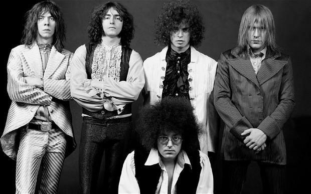 Photo of MC5 being badass, from John Varvatos: Rock in Fashion