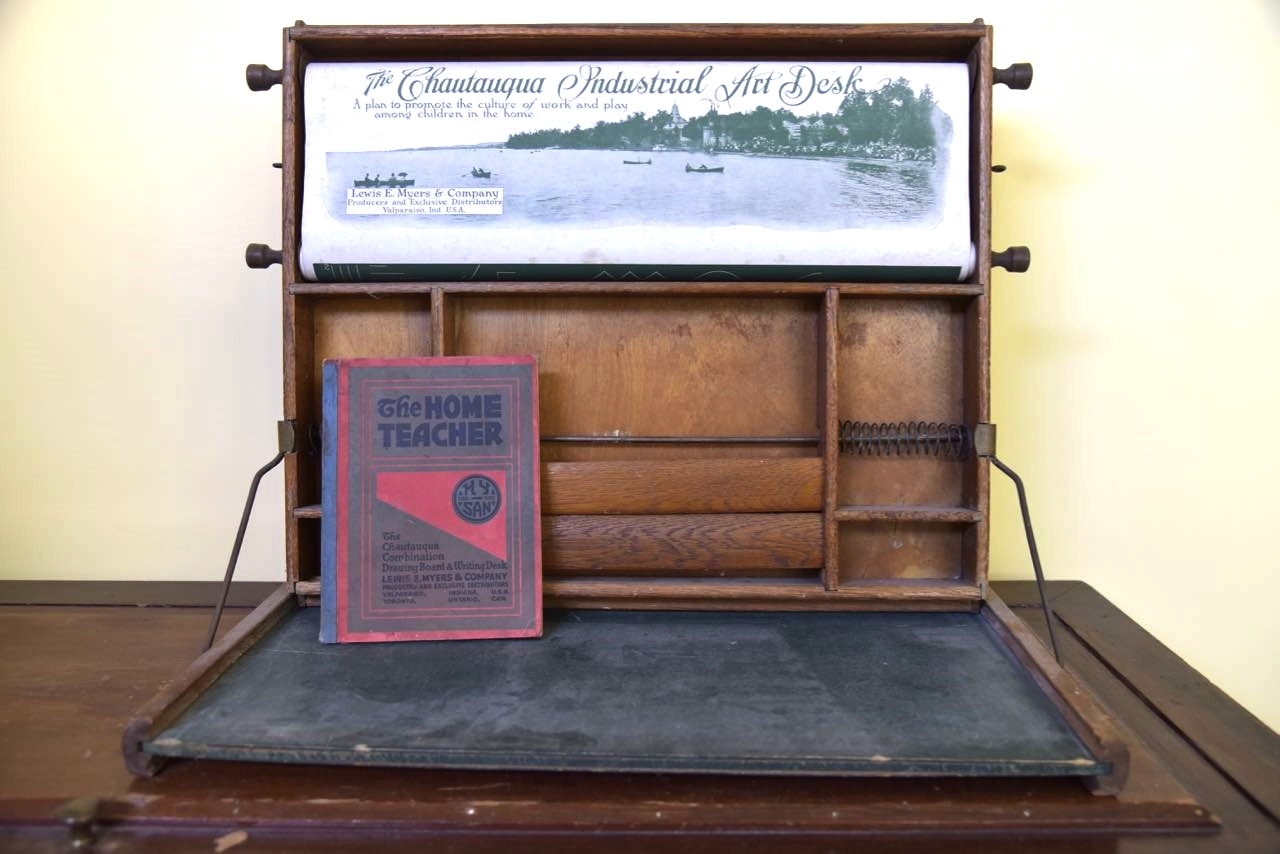 Chautauqua Assembly desk