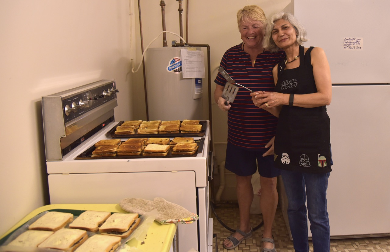 Mushroom Sandwiches July 28 Smith Wilkes
