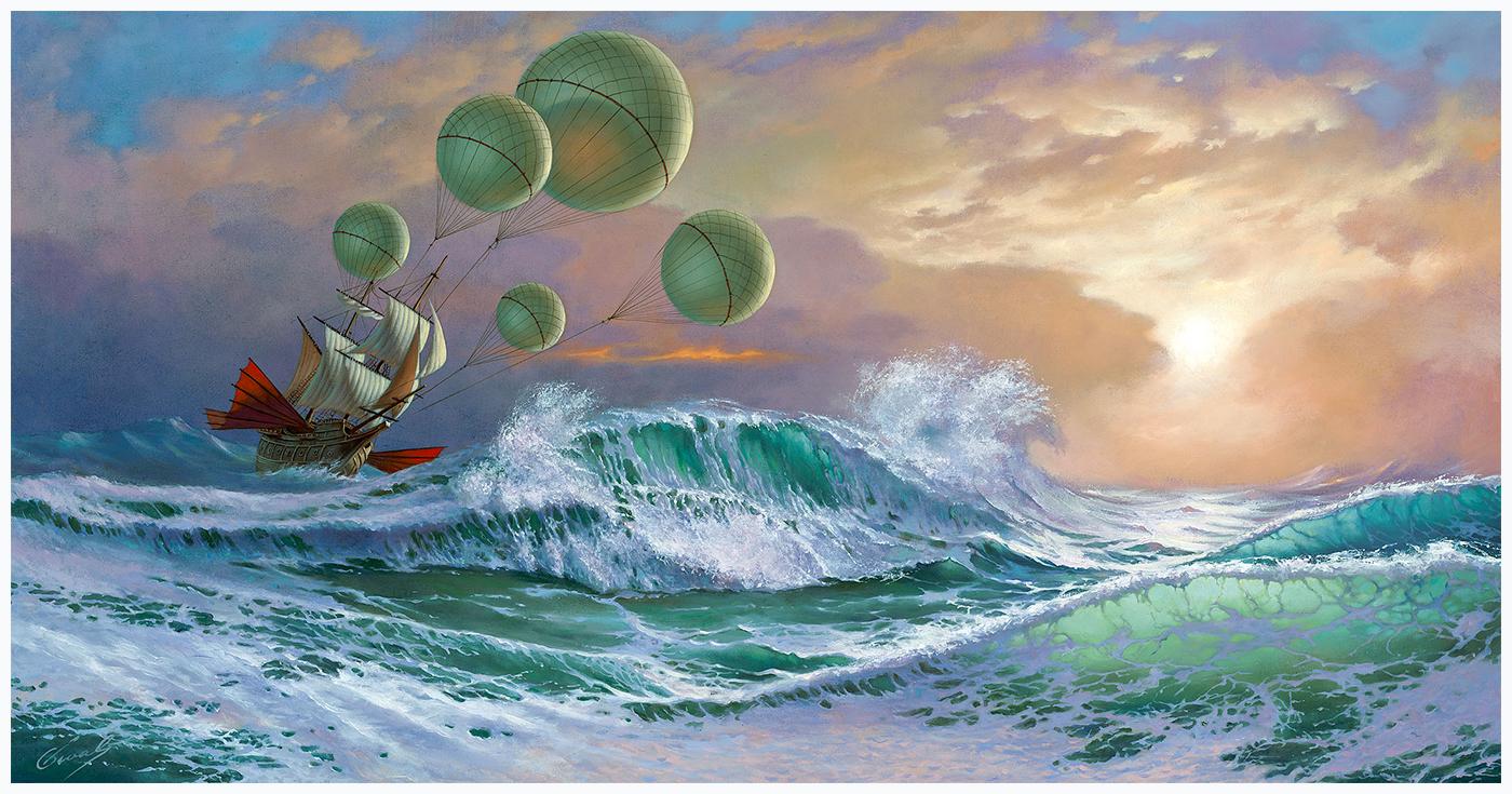 Flying Dutchman II