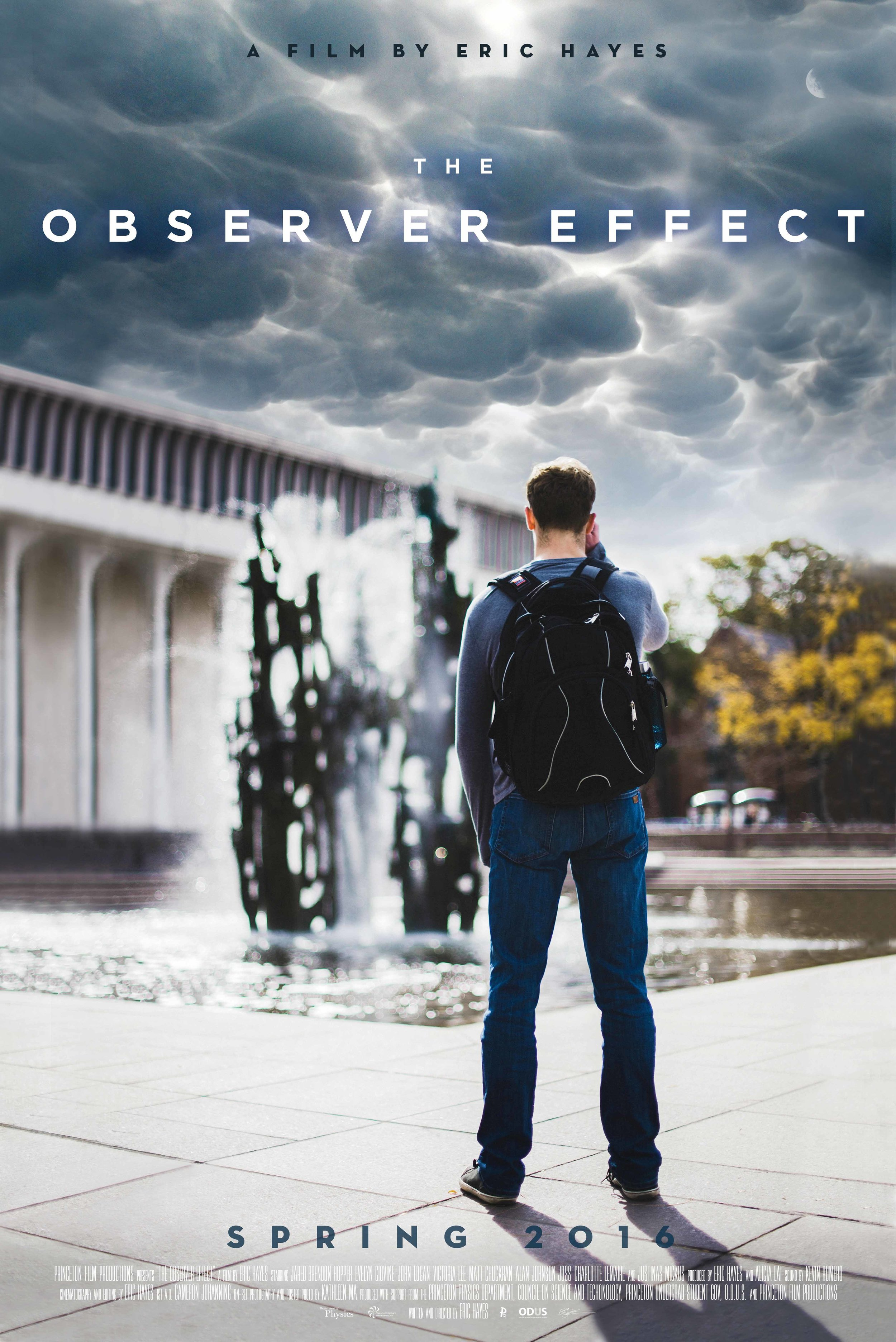 The Observer Effect (2016)