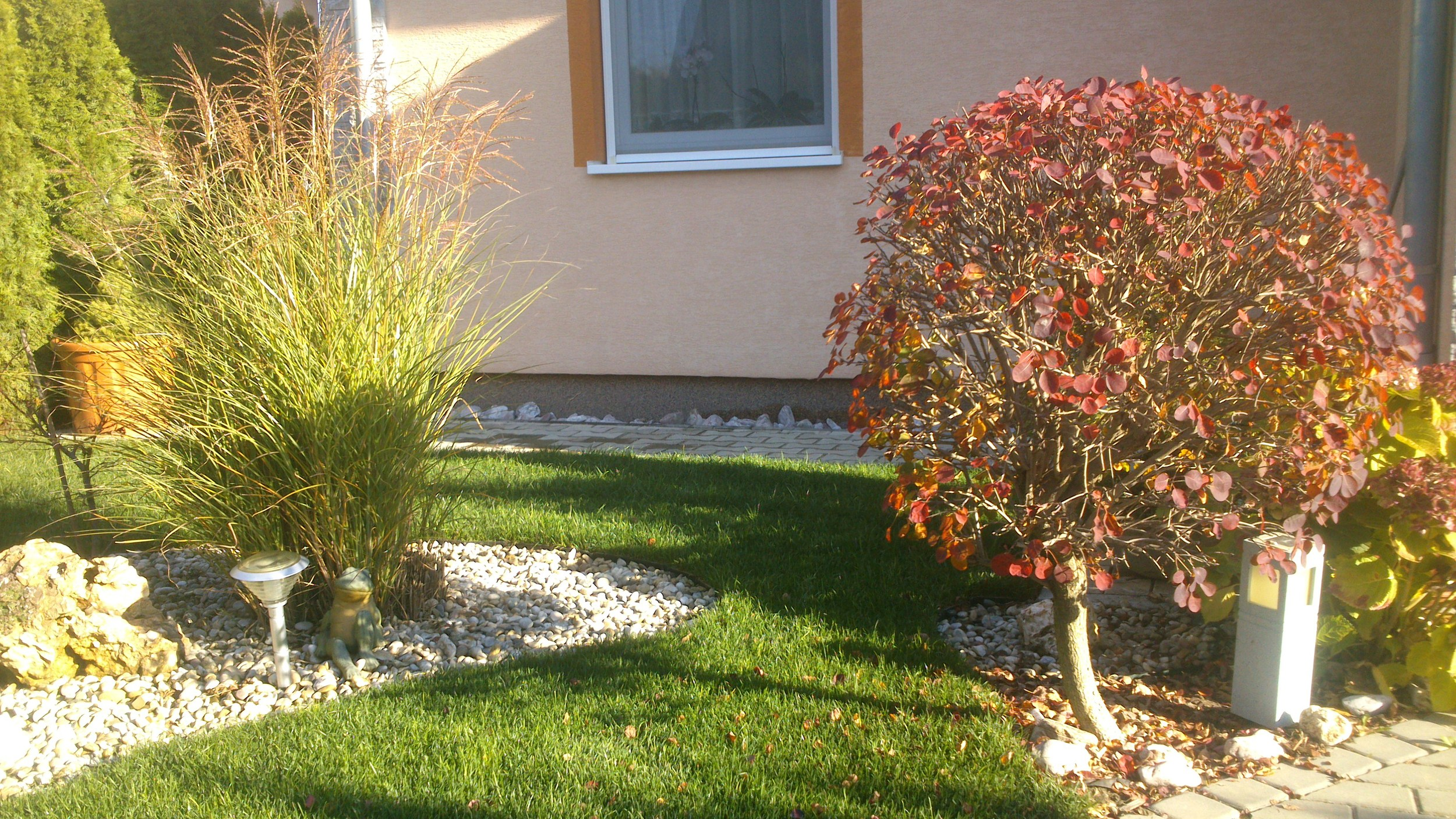 Ivanka pri Dunaji   Realizácia záhrady 2013