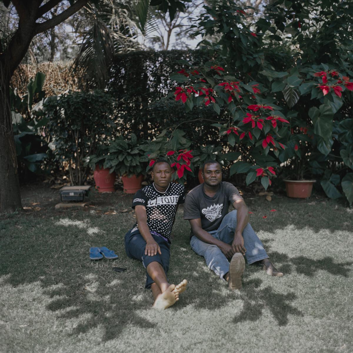 Baraka and Elisha, 2016