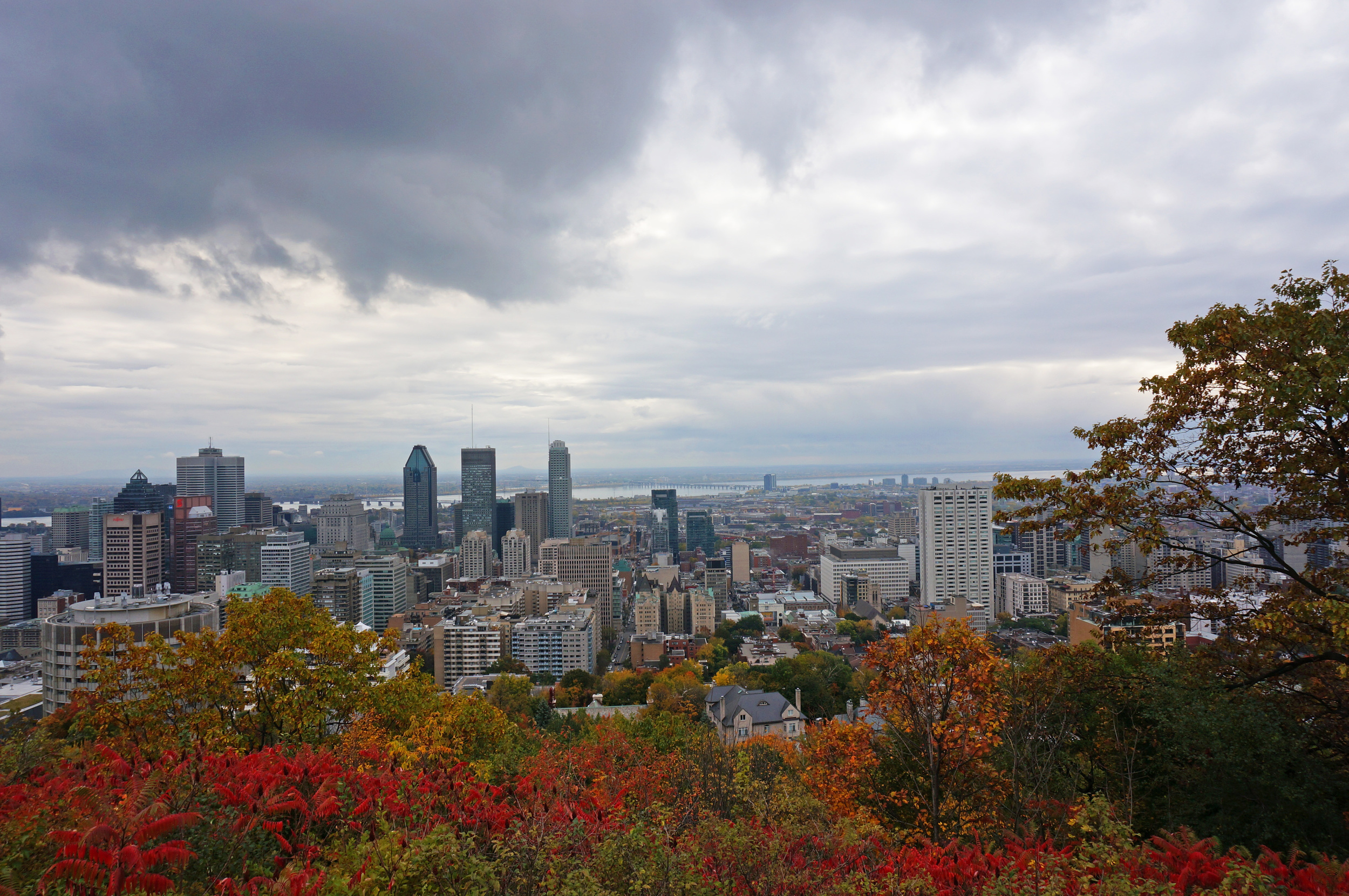 Mount Royal Park, Montreal