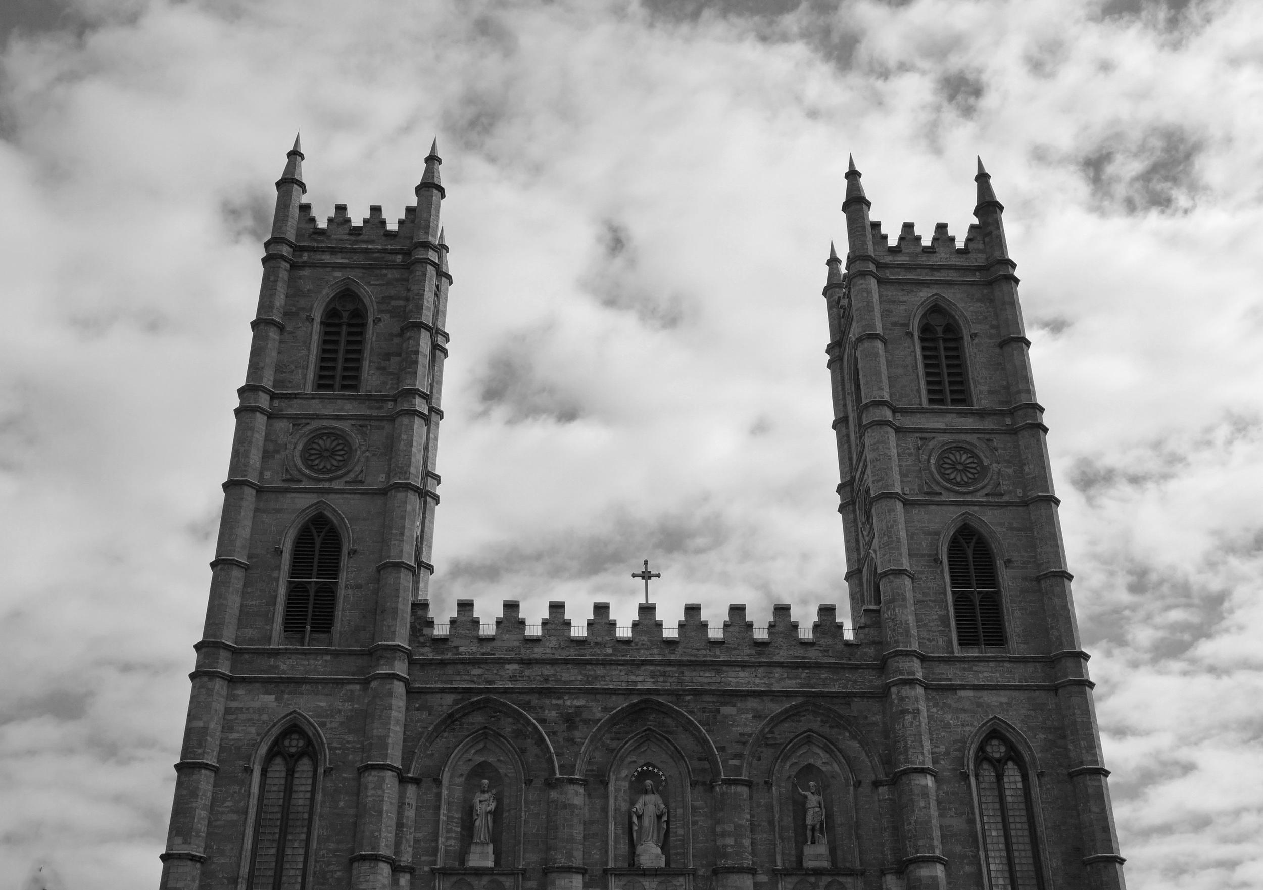 Notre-Dame Basilica, Montreal