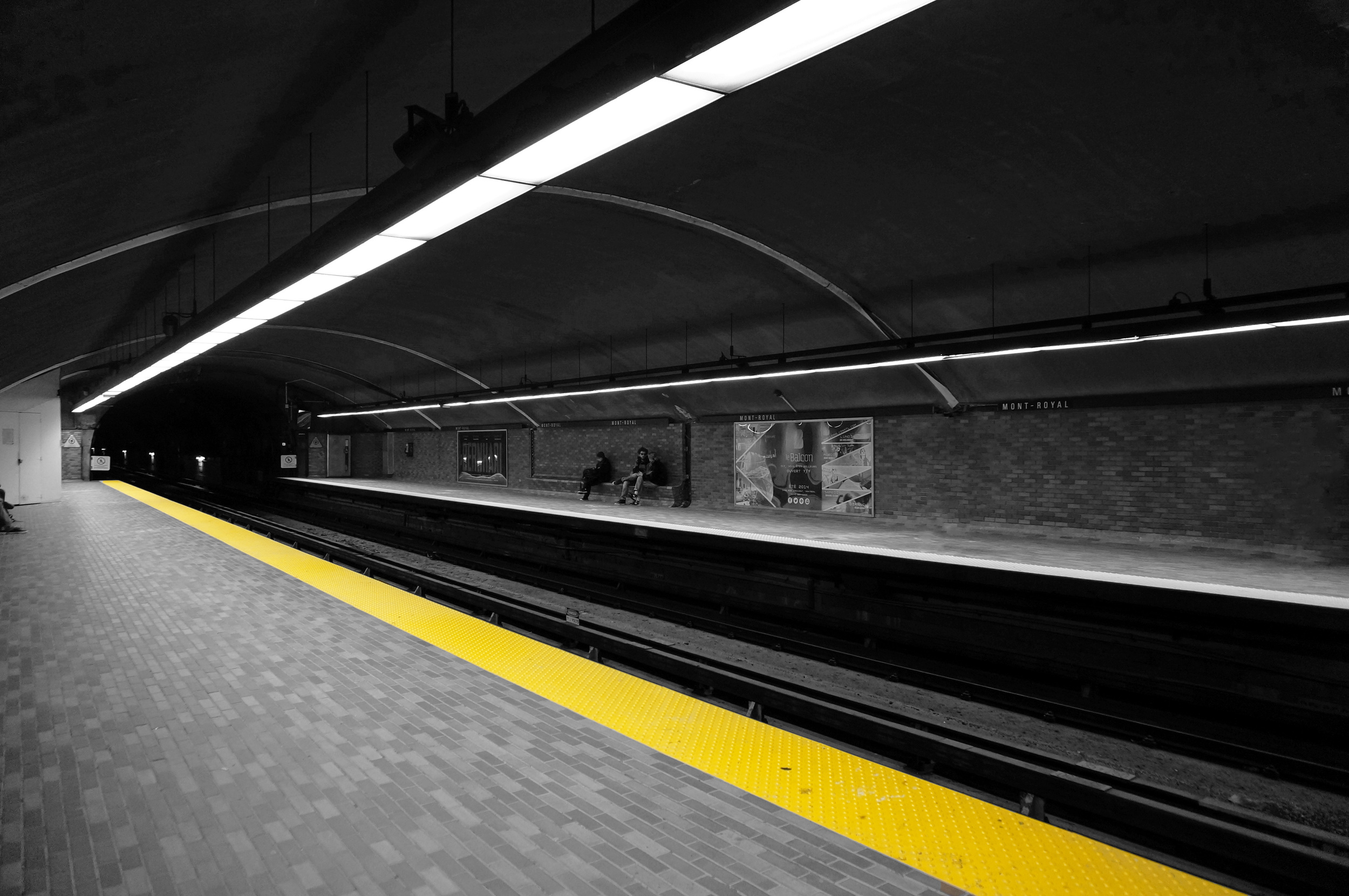 Montreal Subway