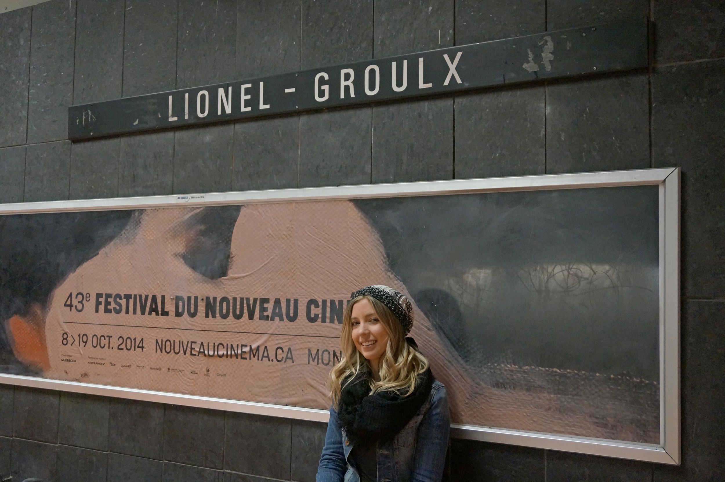 Lionel-Groulx Subway