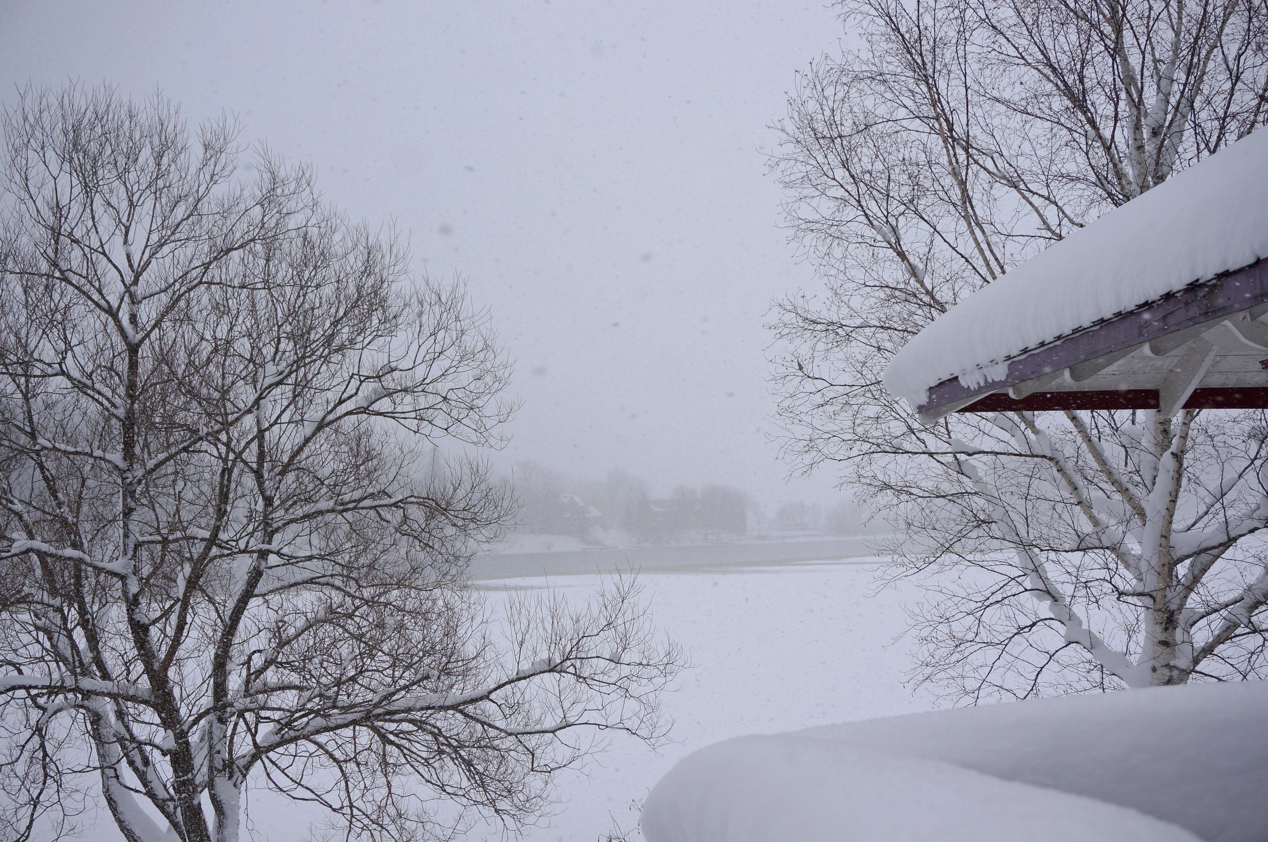 Frozen Fairy Lake