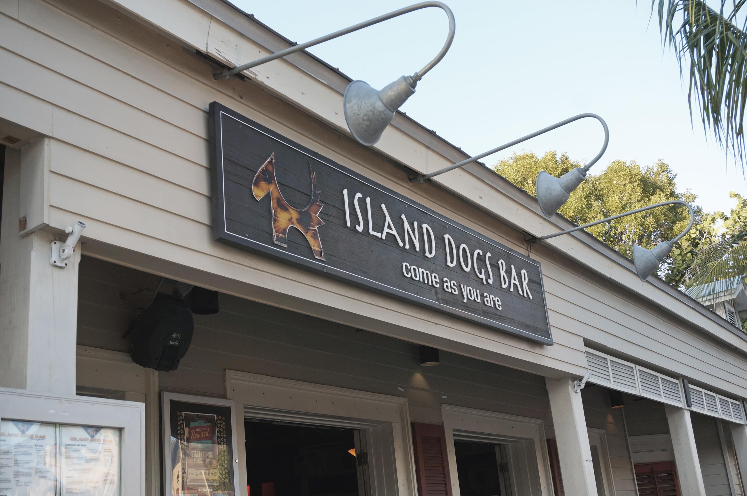 Island Dog Bar
