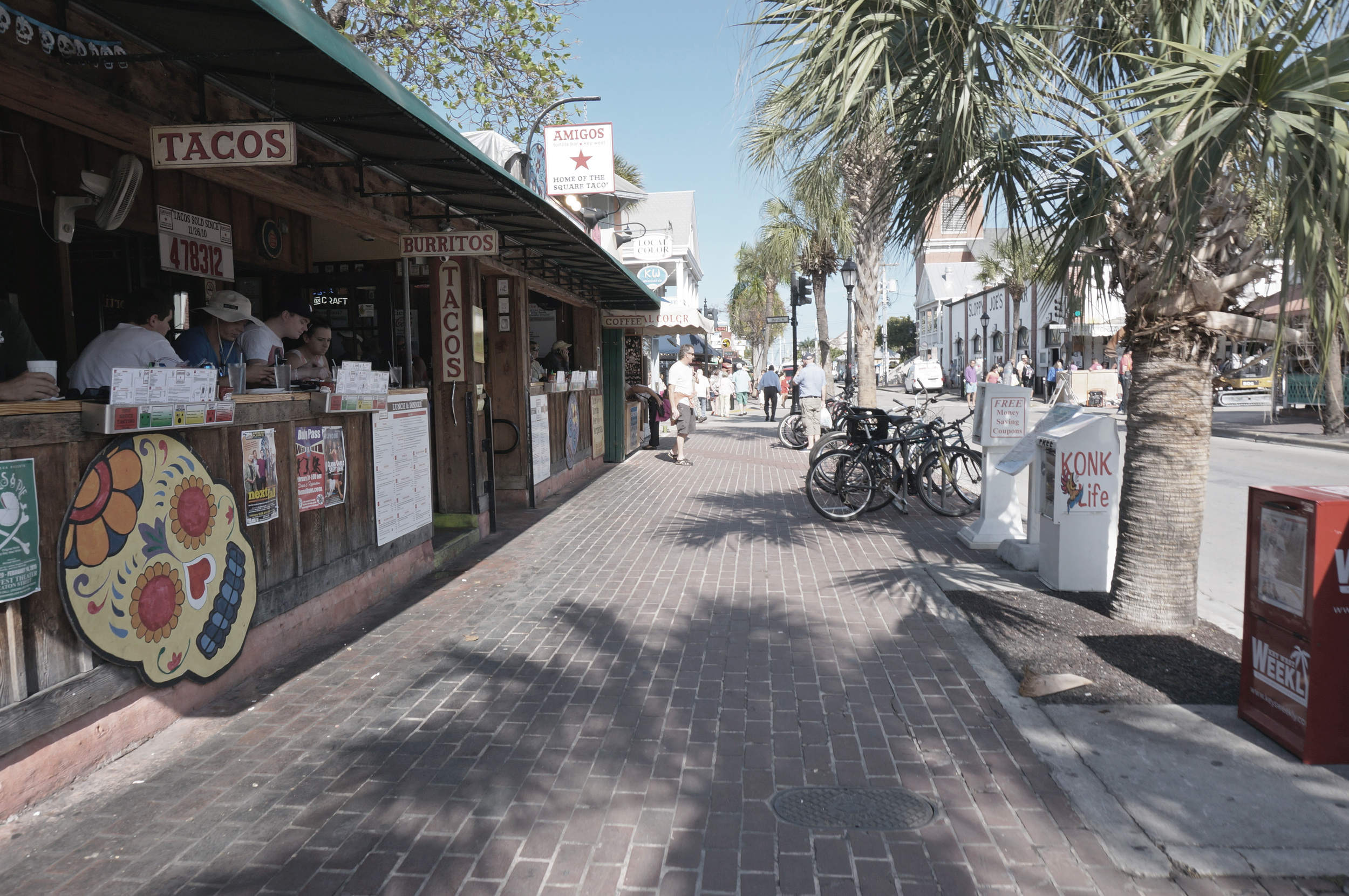 Key West Street View