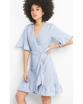 gap-womens-ruffle-wrap-dress-in-linen-cotton-blue-and-white-stripe-size-xl.jpg