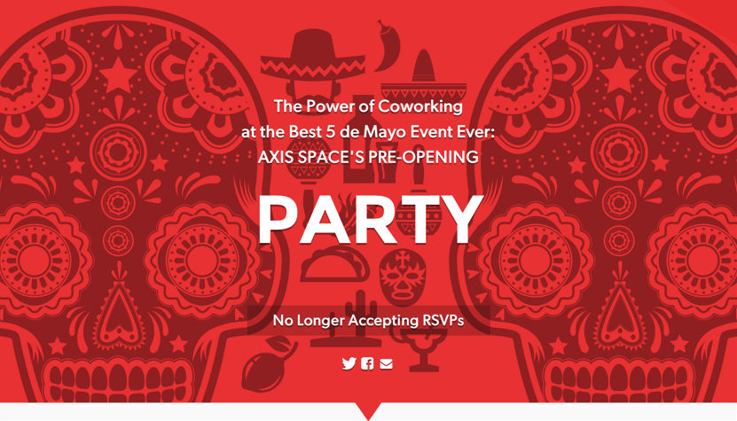 Digital Invitation - Cinco de Mayo