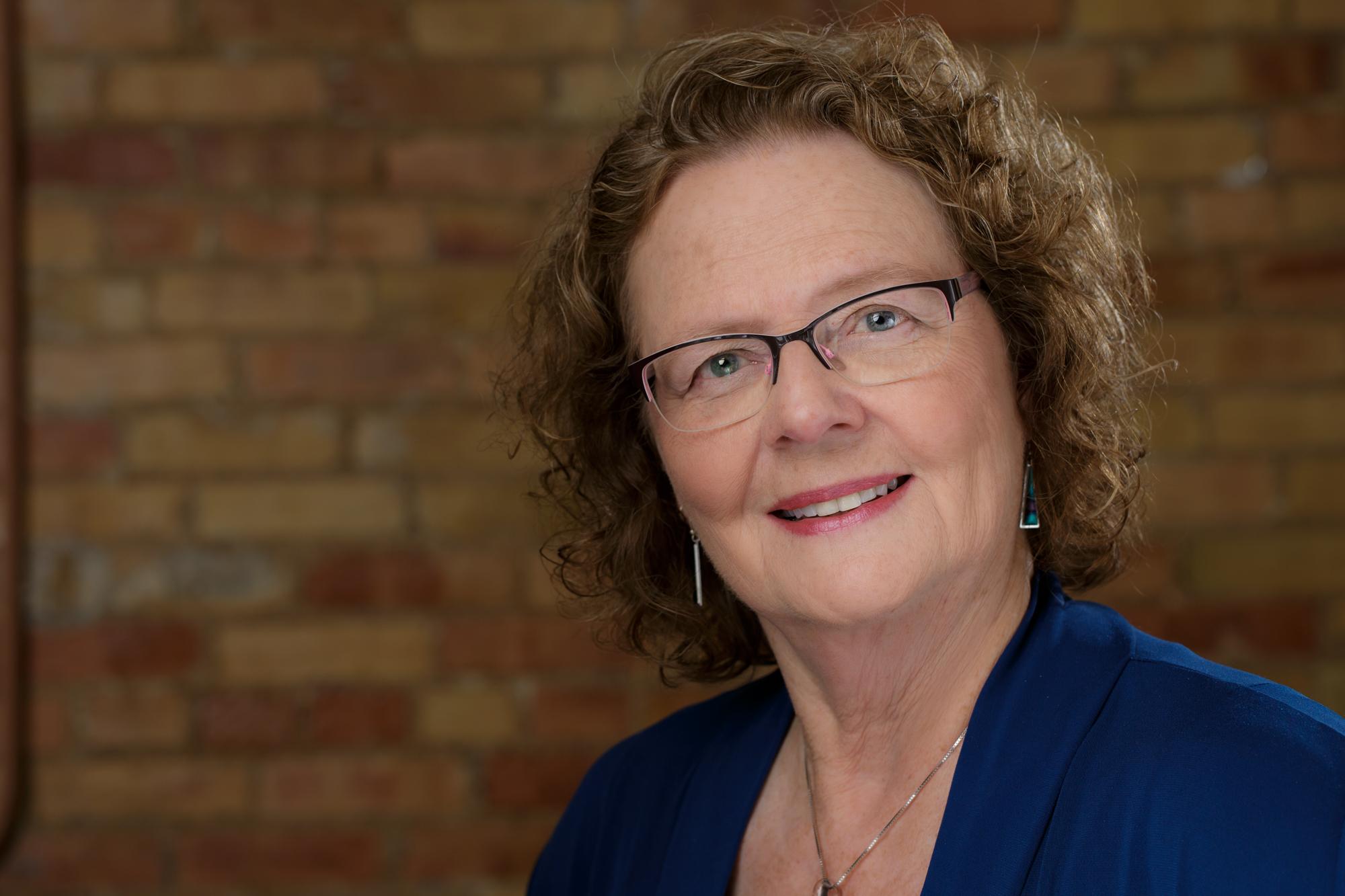 JANUARY: Annette Grunseth