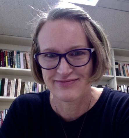 FEBRUARY: Laurie MacDiarmid