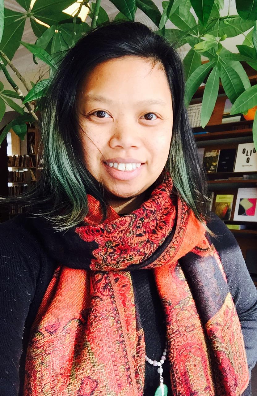 SEPTEMBER: Amanda Ngho Reavey