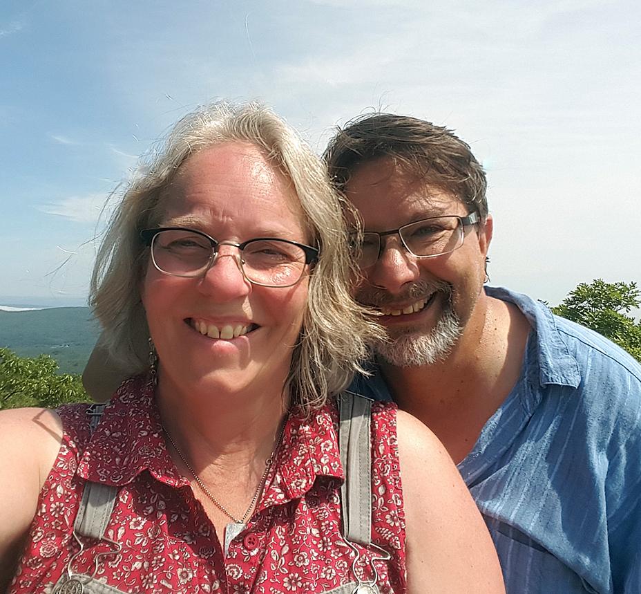 Jeanie & Steve Tomasko